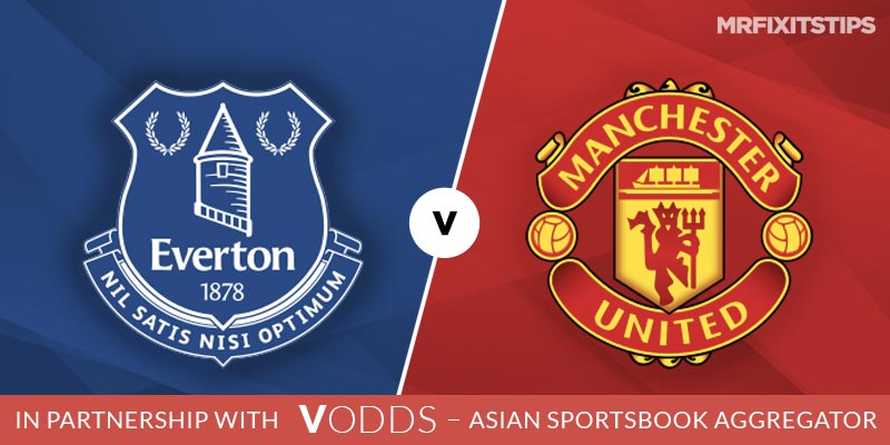 Everton vs Man United Betting Tips and Predictions