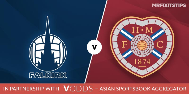 Falkirk vs Hearts Betting Tips and Predictions