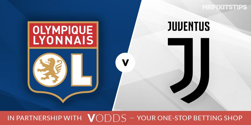 Lyon vs Juventus Betting Tips and Predictions