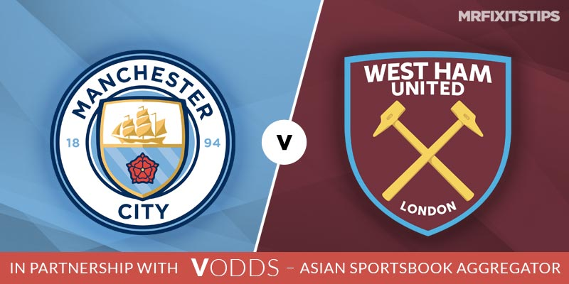 Manchester City vs West Ham  Betting Tips and Predictions