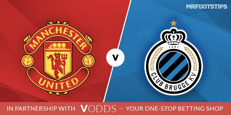 Manchester United vs Club Brugge Betting Tips and Predictions