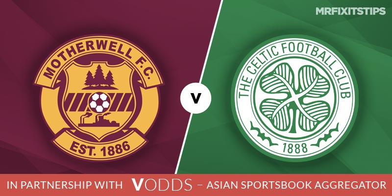 Motherwell vs Celtic Betting Tips and Predictions