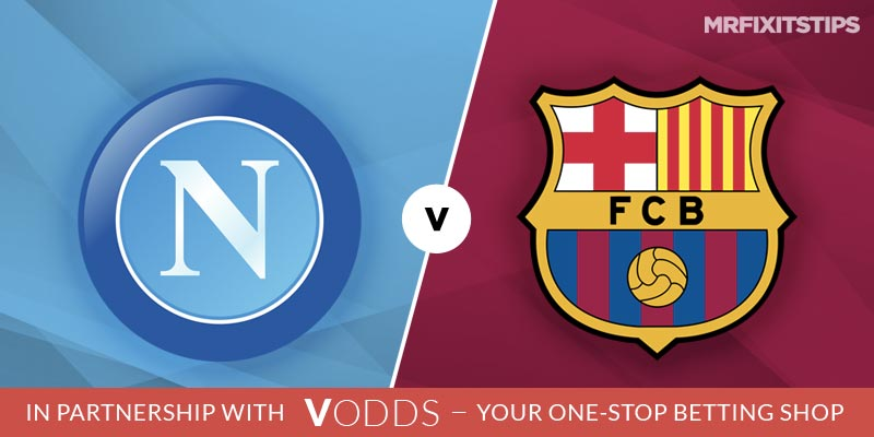 Napoli vs Barcelona Betting Tips and Predictions