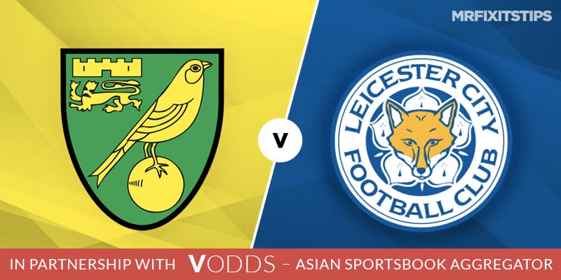Norwich City vs Leicester City Betting Tips and Predictions
