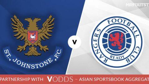 St Johnstone vs Rangers Betting Tips and Predictions