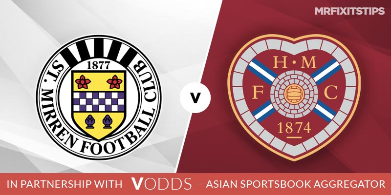 St Mirren vs Heart of Midlothian Betting Tips and Predictions