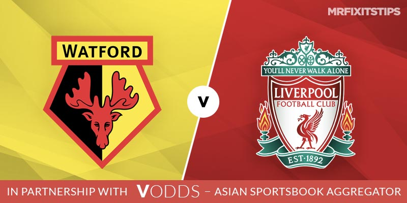 Watford vs Liverpool Betting Tips and Predictions