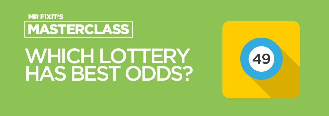 Masterclass Lottery Odds