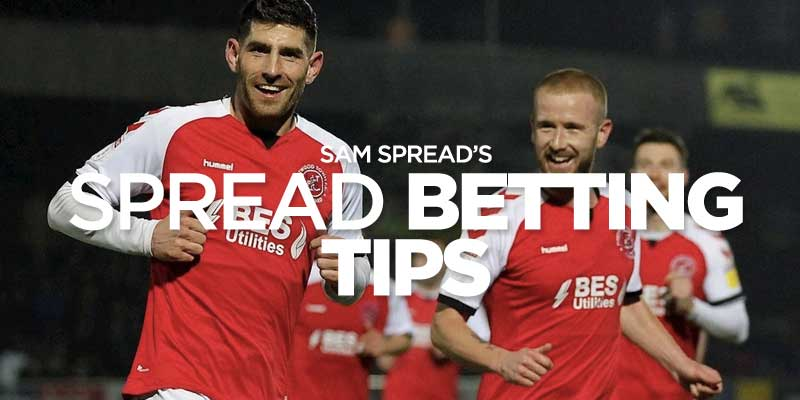 spread betting football tips