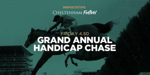 Cheltenham Festival: Grand Annual Handicap Chase Tips