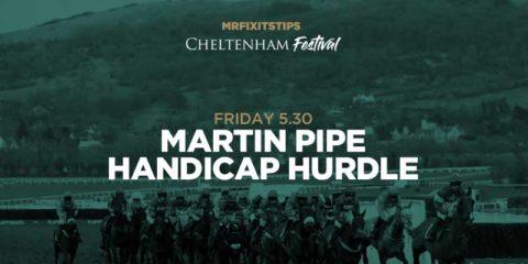 Cheltenham Festival: Martin Pipe Conditional Jockeys' Handicap Hurdle Tips