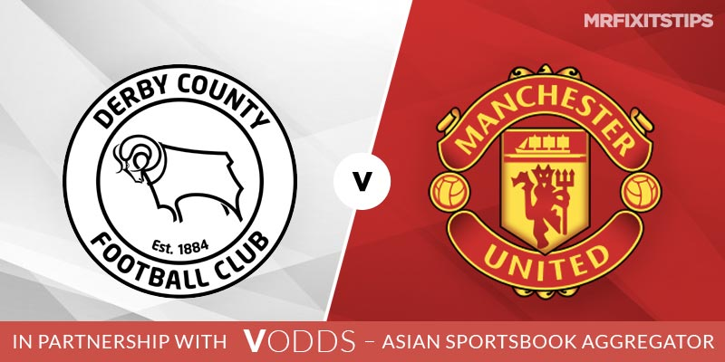 Derby vs Man United Betting Tips and Predictions