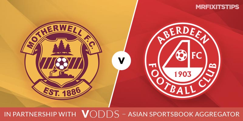 Motherwell vs Aberdeen Betting Tips and Predictions