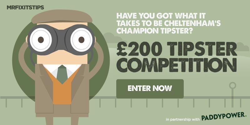 Cheltenham Tipster Competition