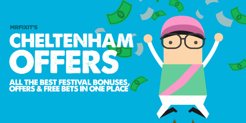 Best Cheltenham Offers at the bookies