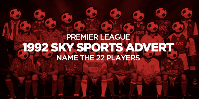 Sky Sports Premier League Quiz