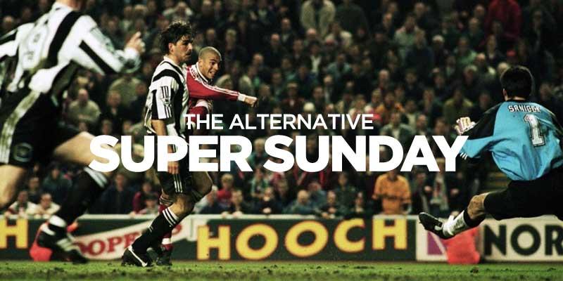 Alternative Super Sunday