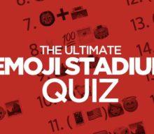 🏟️ The Ultimate Emoji Stadium Quiz