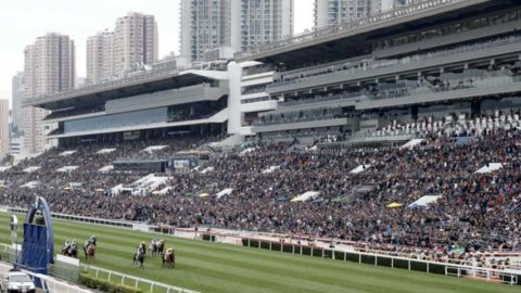 Racing: The Show Goes on at Sha Tin