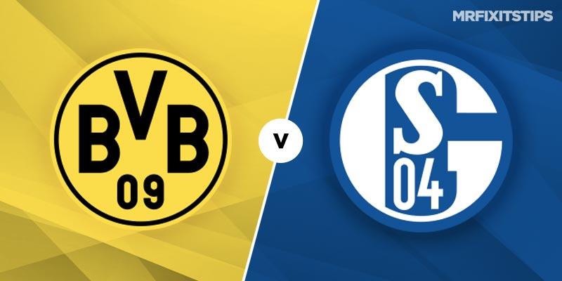 Borussia Dortmund vs Schalke 04 Betting Tips and Predictions