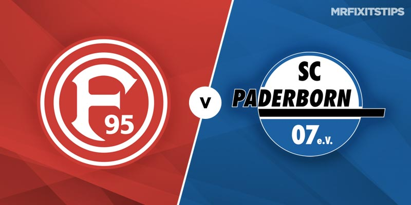 Fortuna Dusseldorf vs Paderborn Betting Tips and Predictions