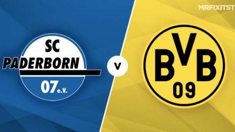 Paderborn vs Borussia Dortmund Betting Tips and Predictions