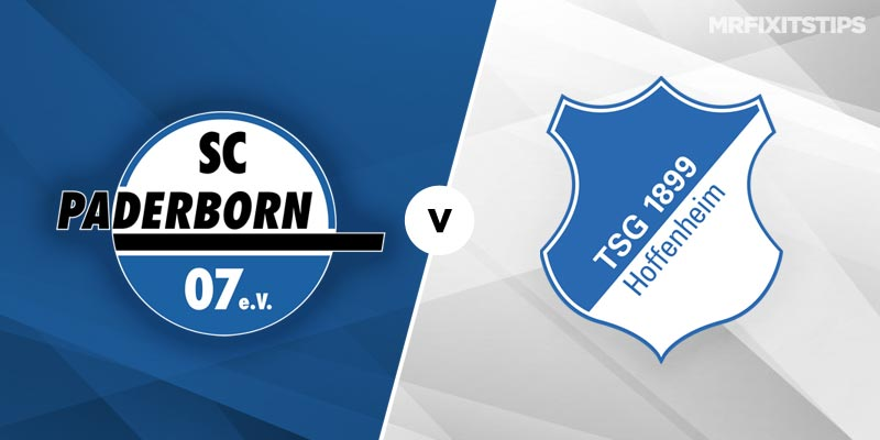 Paderborn vs Hoffenheim Betting Tips and Predictions