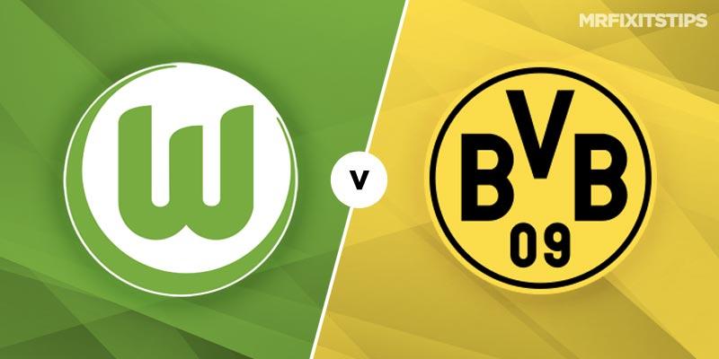 Wolfsburg vs Borussia Dortmund Betting Tips and Predictions