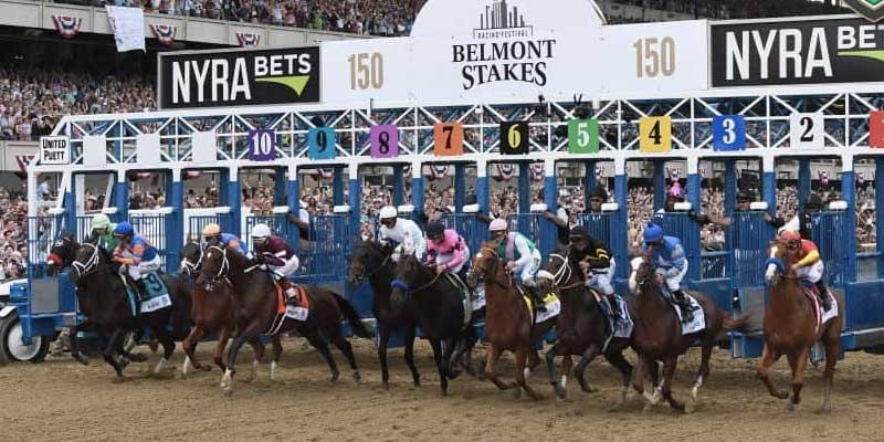Belmont Stakes - Triple Crown