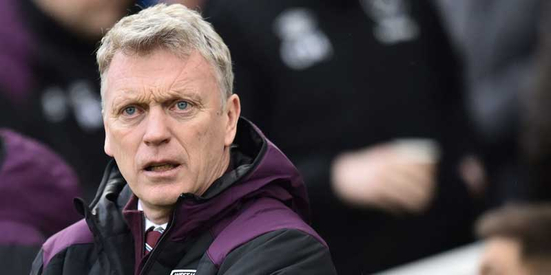 David Moyes, West Ham Manager
