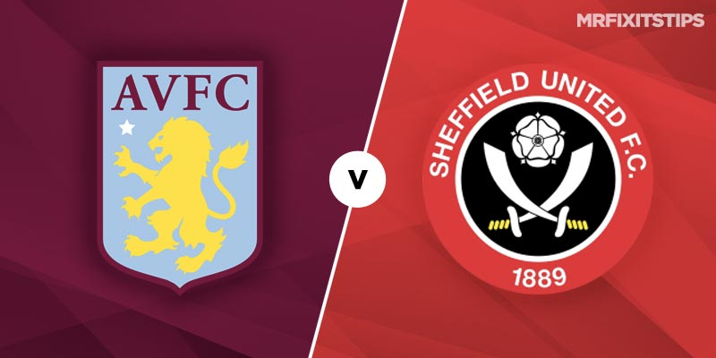 Aston Villa vs Sheffield United Betting Tips and Predictions