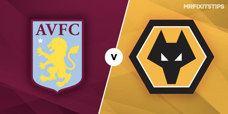 Aston Villa vs Wolves Prediction and Betting Tips
