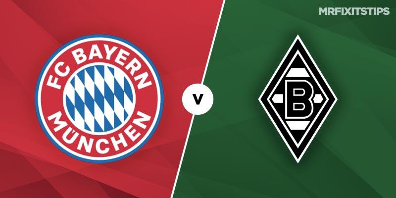 Bayern Munich vs Borussia Monchengladbach Betting Tips and Predictions