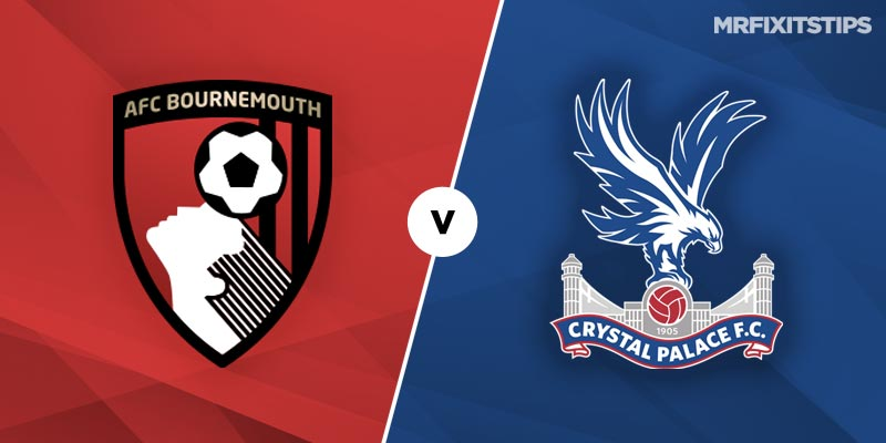 AFC Bournemouth vs Crystal Palace Prediction and Tips