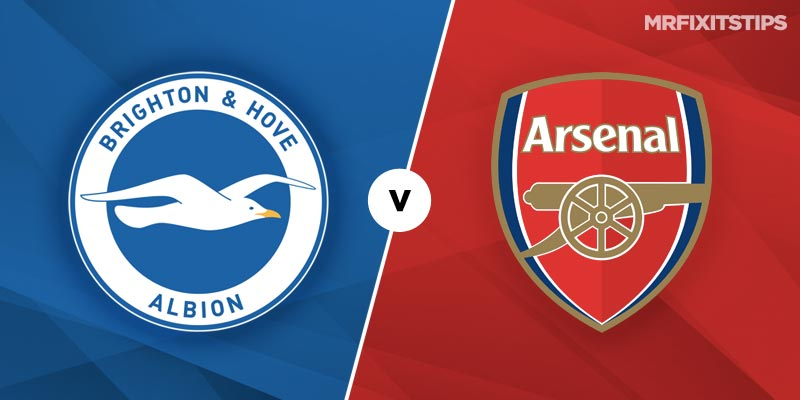 Brighton vs Arsenal Prediction and Tips
