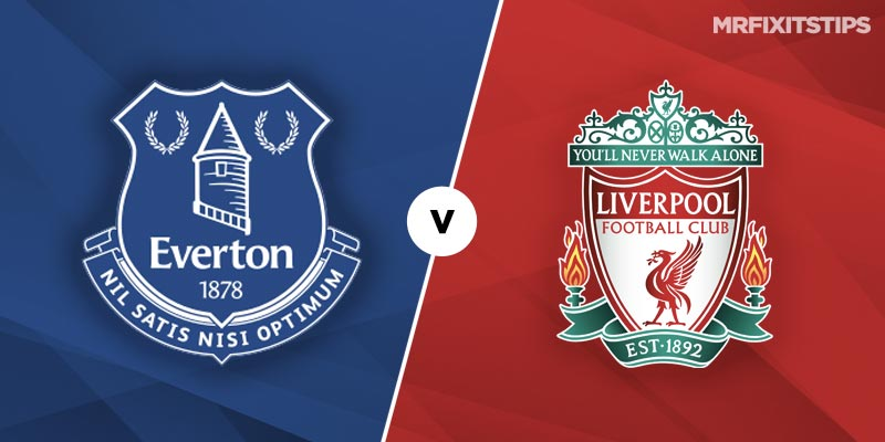 Everton vs Liverpool Prediction and Tips