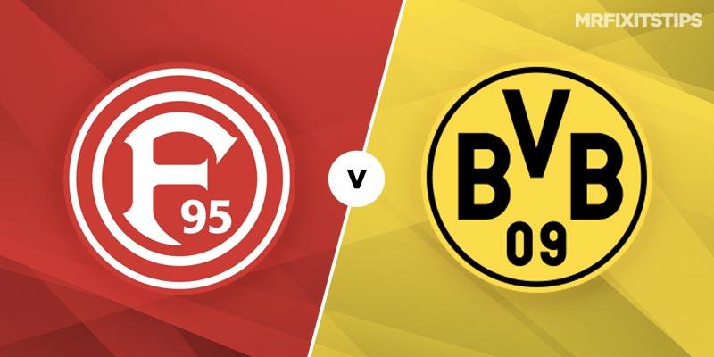 Fortuna Dusseldorf vs Borussia Dortmund Betting Tips and Predictions