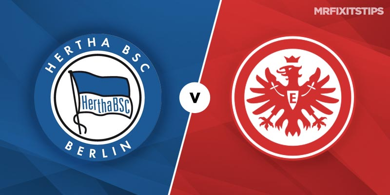 Hertha Berlin vs Eintracht Frankfurt Betting Tips and Predictions