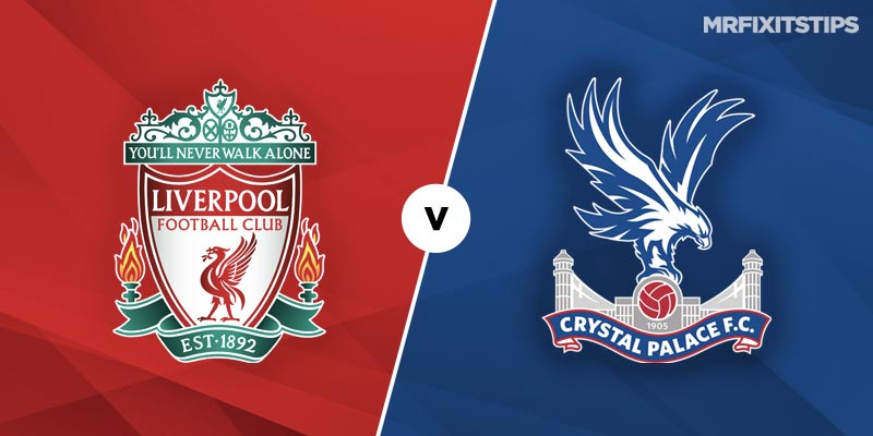 Liverpool vs Crystal Palace Prediction and Tips