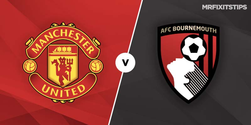 Man United vs Bournemouth Prediction and Betting Tips