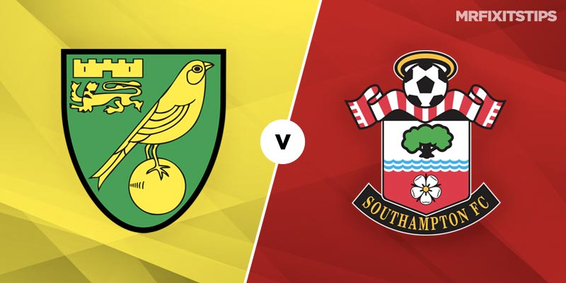 Norwich City vs Southampton Betting Tips and Predictions