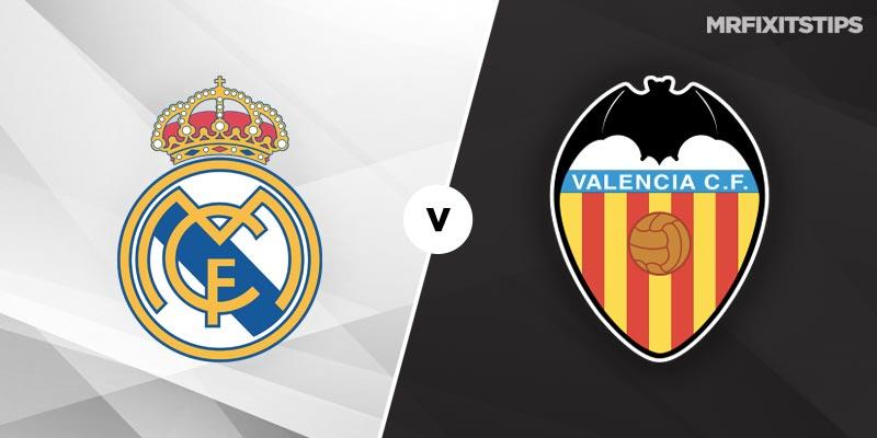 Real Madrid vs Valencia Betting Tips and Predictions