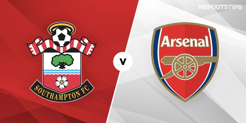 Southampton vs Arsenal Prediction and Betting Tips