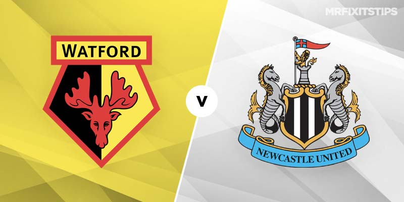 Watford vs Newcastle Prediction and Betting Tips