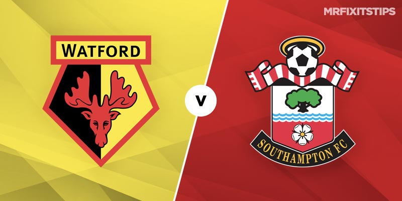 Watford vs Southampton Prediction and Betting Tips