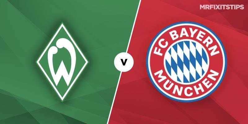 Werder Bremen vs Bayern Munich Betting Tips and Predictions