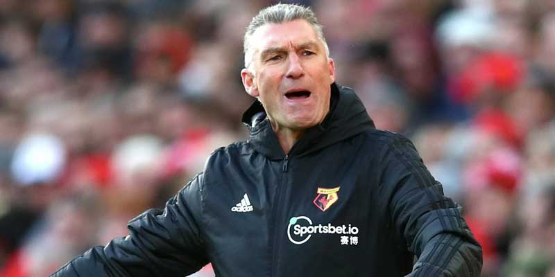 Nigel Pearson, Watford Manager