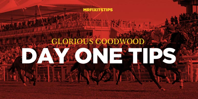 Glorious Goodwood Day One Tips