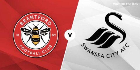 Brentford vs Swansea Prediction and Betting Tips ...
