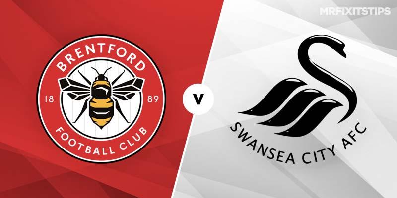 Brentford vs Swansea Prediction and Betting Tips